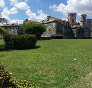 Castillo de la Real Fuerza, Havana, July 2015